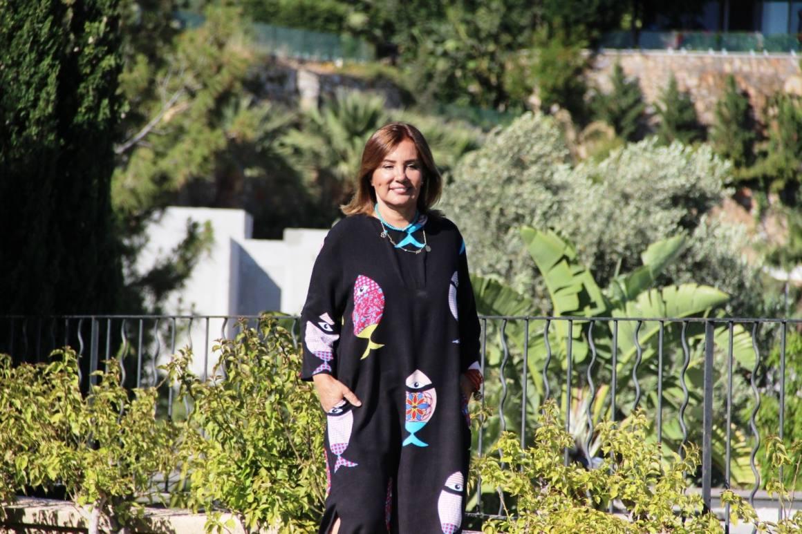 3 kez kanseri yenen Bahar Öztan Bodrum'a yerleşti