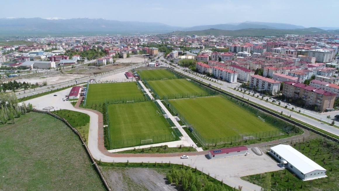 35 takım daha yeni sezona Erzurum'da hazırlanacak