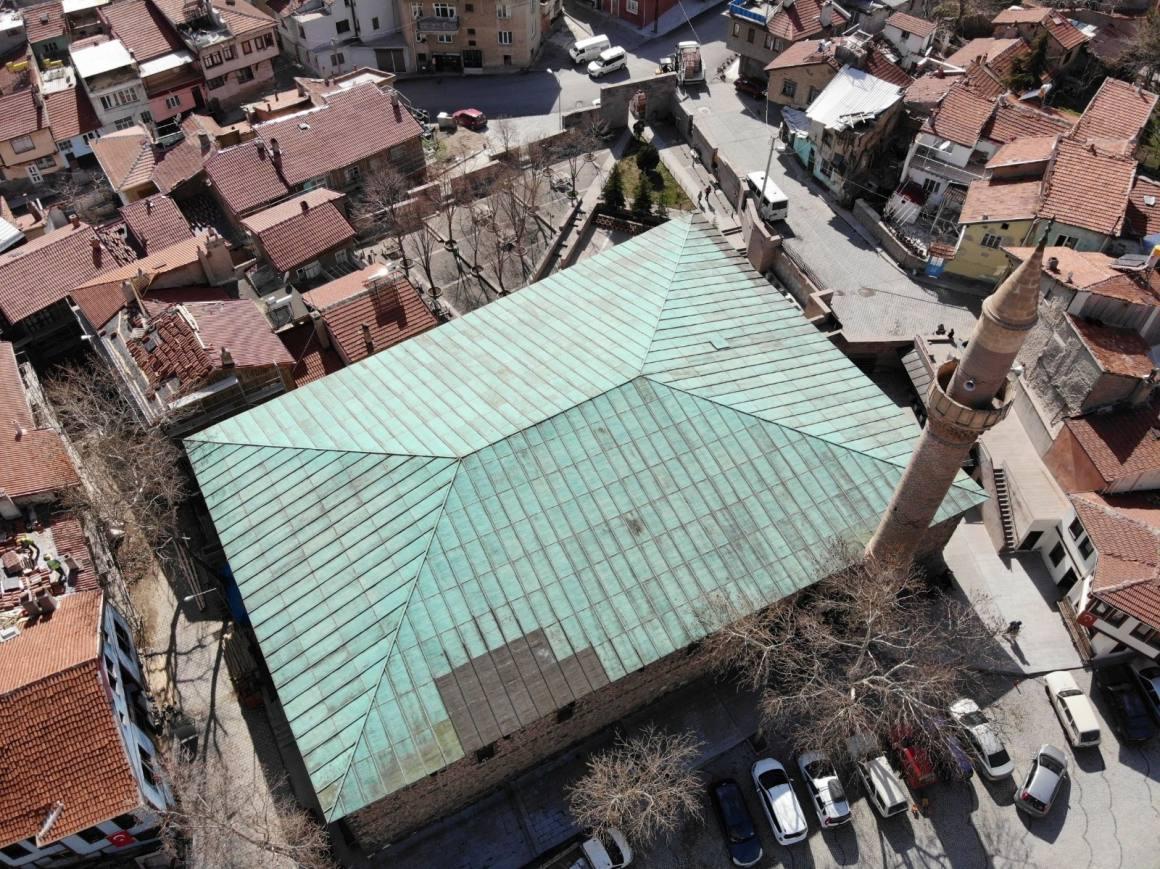 40 direkli tarihi Ulu Cami, UNESCO geçici listesine girdi