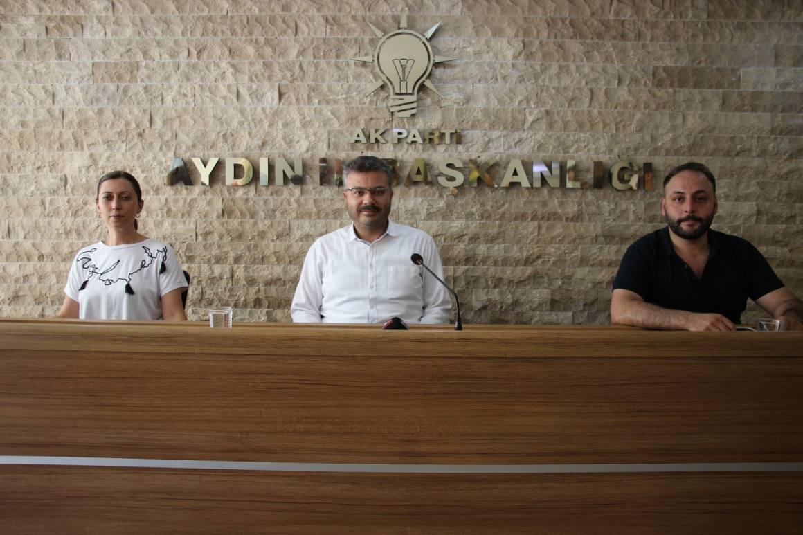 AK Parti İl Başkanı Özmen'den, yerel basına genelge desteği