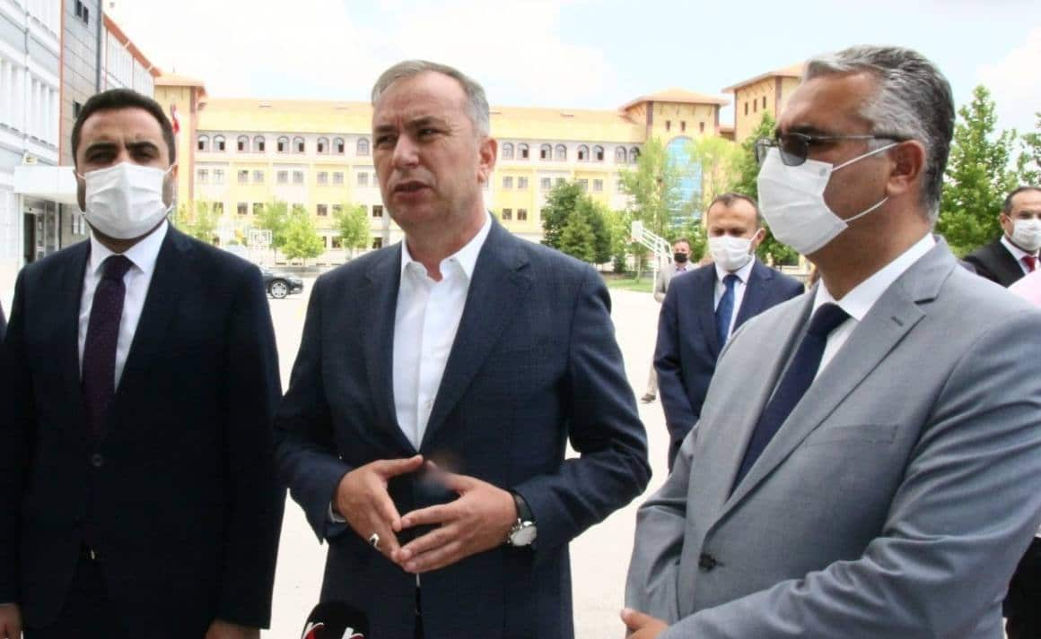 """AK Partili Ceylan, """"Afetten etkilenen çiftçilerimize tohum desteği verilecek"""""""