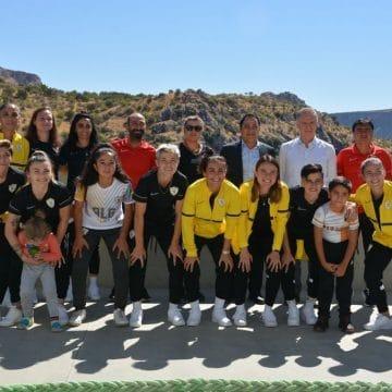 ALG Spor, Rumkale'de ilgi odağı oldu