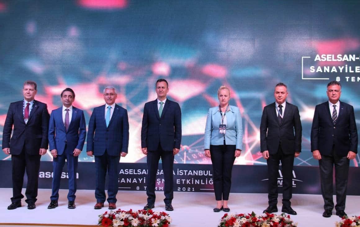 ASELSAN ve SAHA İstanbul'dan millileştirme programı