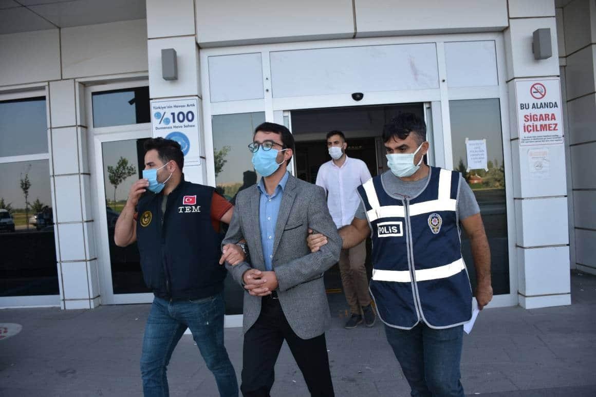 Aksaray merkezli 3 ilde FETÖ/PDY operasyonu: 12 gözaltı