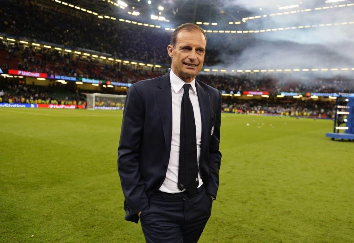 Allegri Juventus'a döndü
