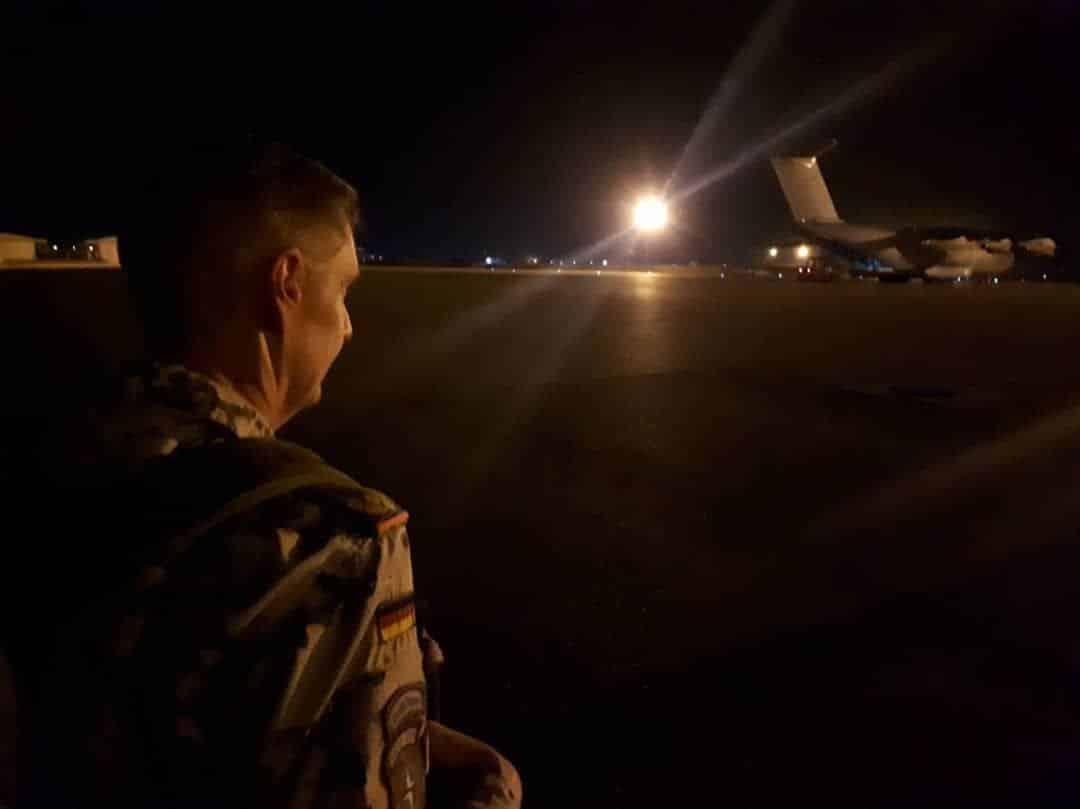 Almanya'nın Afganistan'dan geri çekilmesi tamamlandı