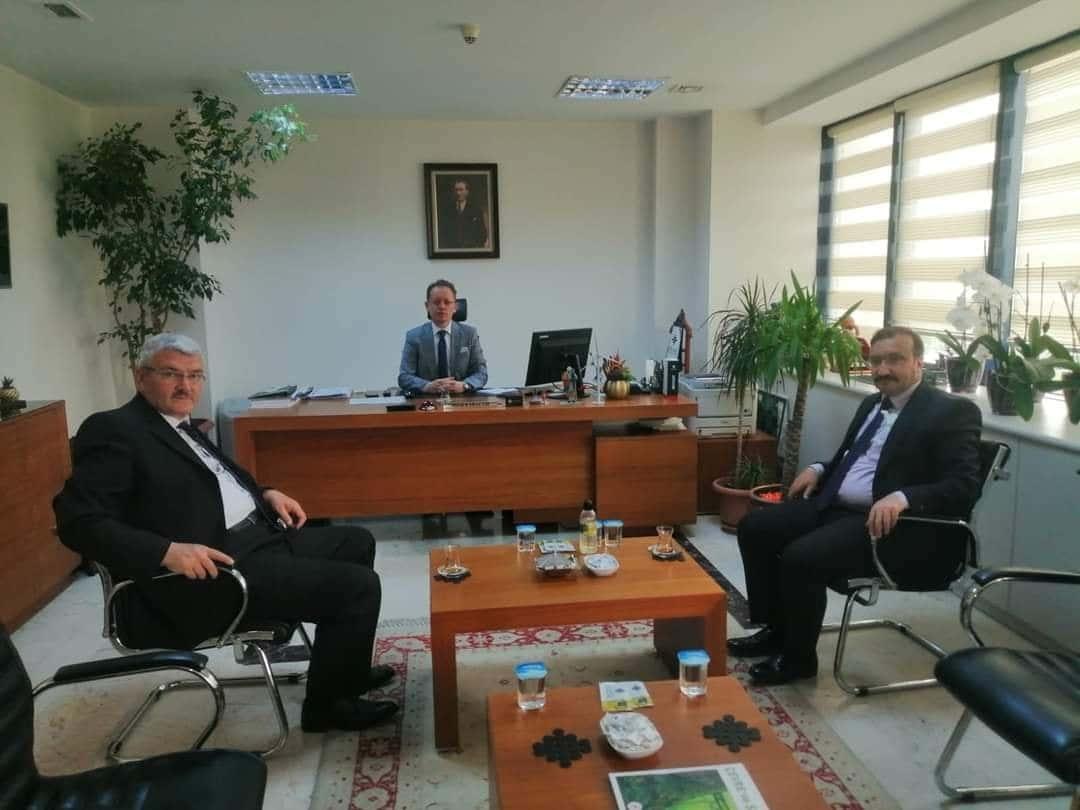 Başkan Hüseyin Doğan: ''İçme suyu ve arıtma tesisi projeleri onaylandı''
