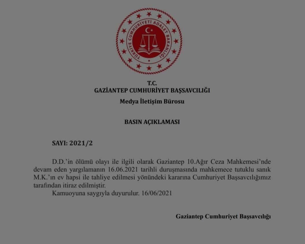 Başsavcılıktan Mehmet Kaplan'ın ev hapsi ile tahliye kararına itiraz