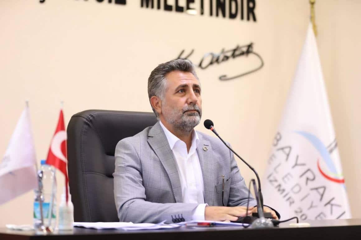 Bayraklı Belediye Başkanı: 'Deprem siyaset üssü bir mesele'