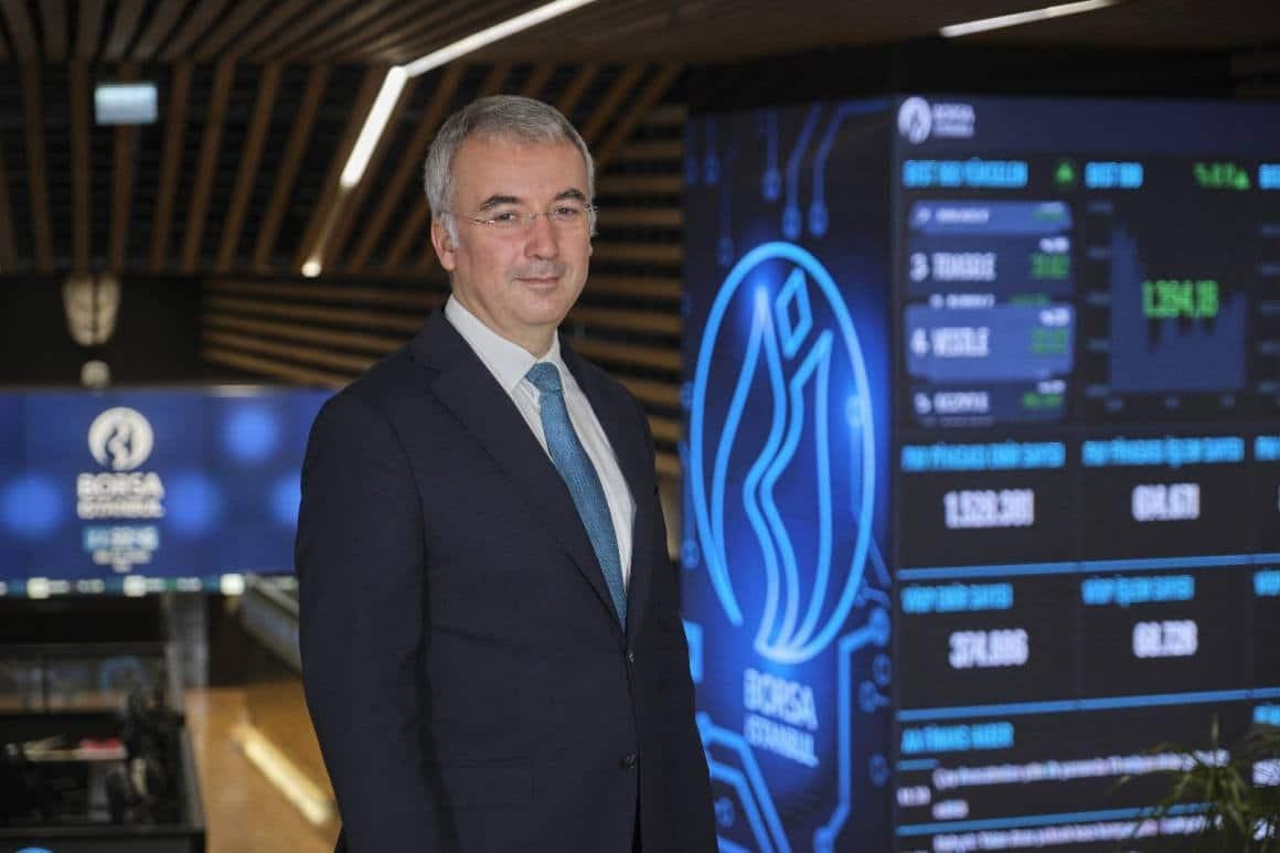 Borsa İstanbul Genel Müdürü Ergun: 'Yeni finansal ürün ve hizmetleri devreye alıyoruz'