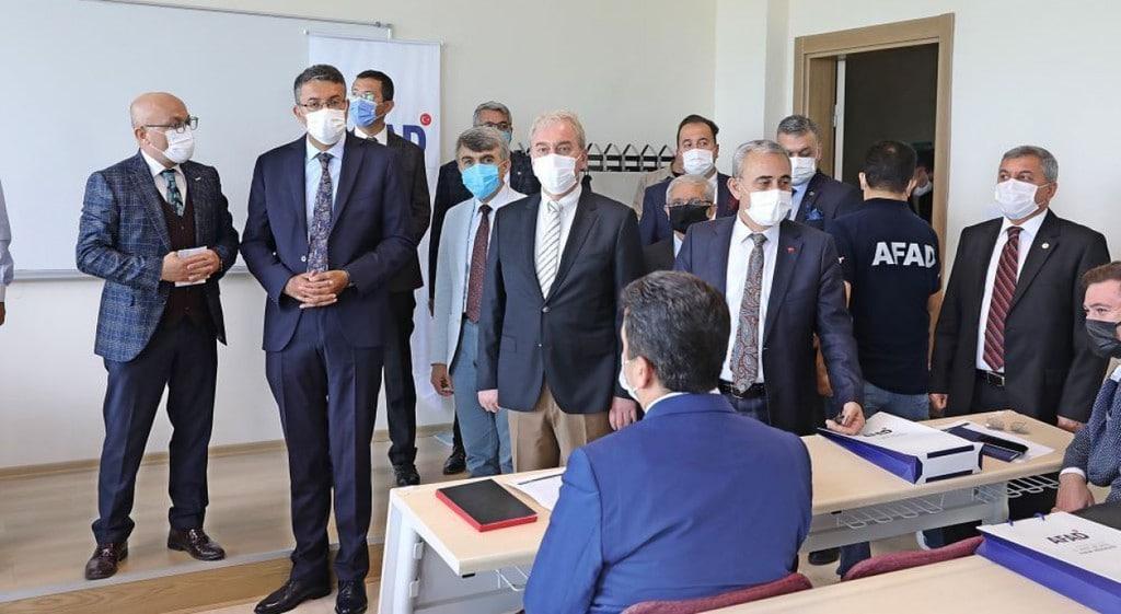 DPÜ'de AFAD'ın İRAP ikinci çalıştayı