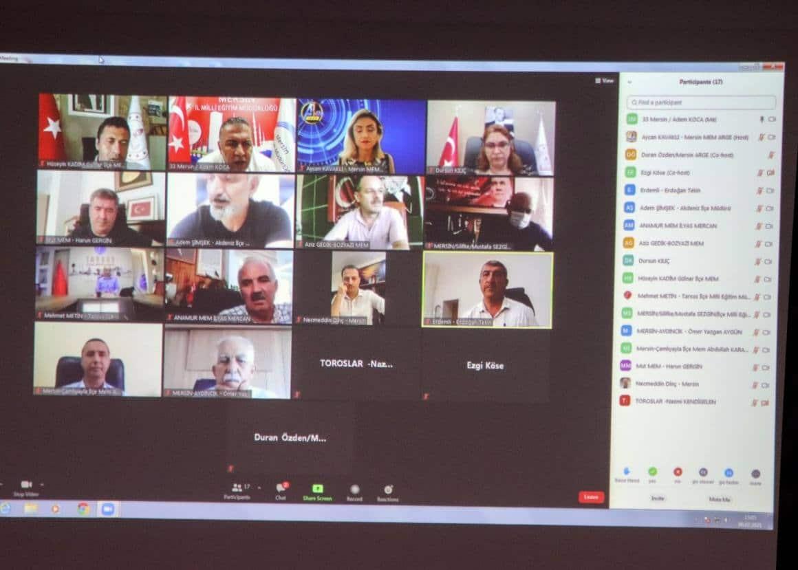 'Deneyap Teknoloji Atölyeleri' toplantısı yapıldı