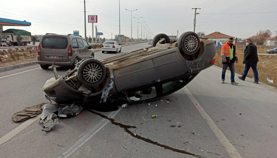 Denizli'de 1 haftada 116 trafik kazası meydana geldi