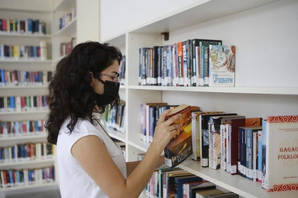 Denizli'de 26 halk kütüphanesinde 384 bin 345 kitap mevcut