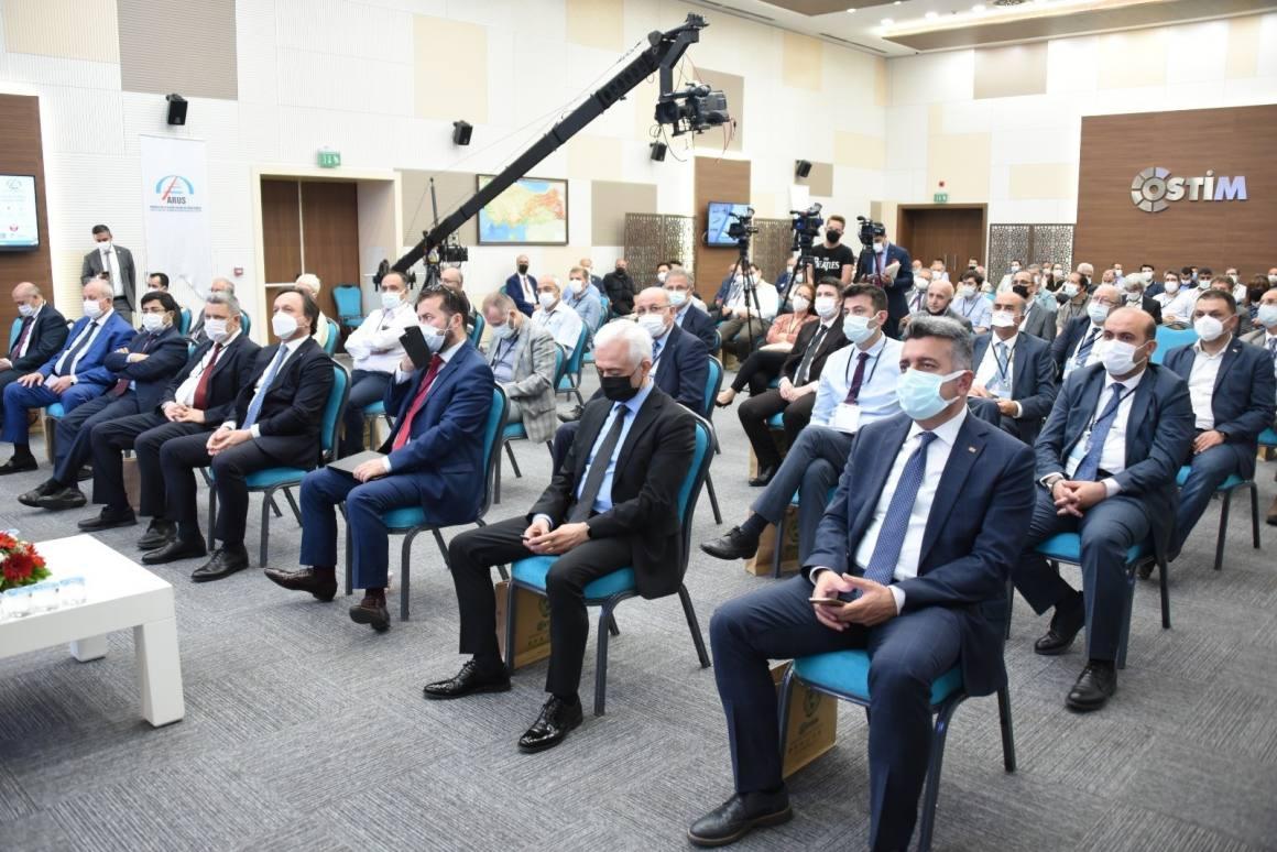 ESO Yönetim Kurulu Üyesi Albayrak, ARUS Yönetim Kurulu üyeliğine seçildi
