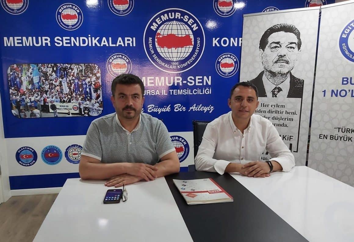 Eğitim-Bir-Sen Bursa'da yetkisini bir kez daha perçinledi