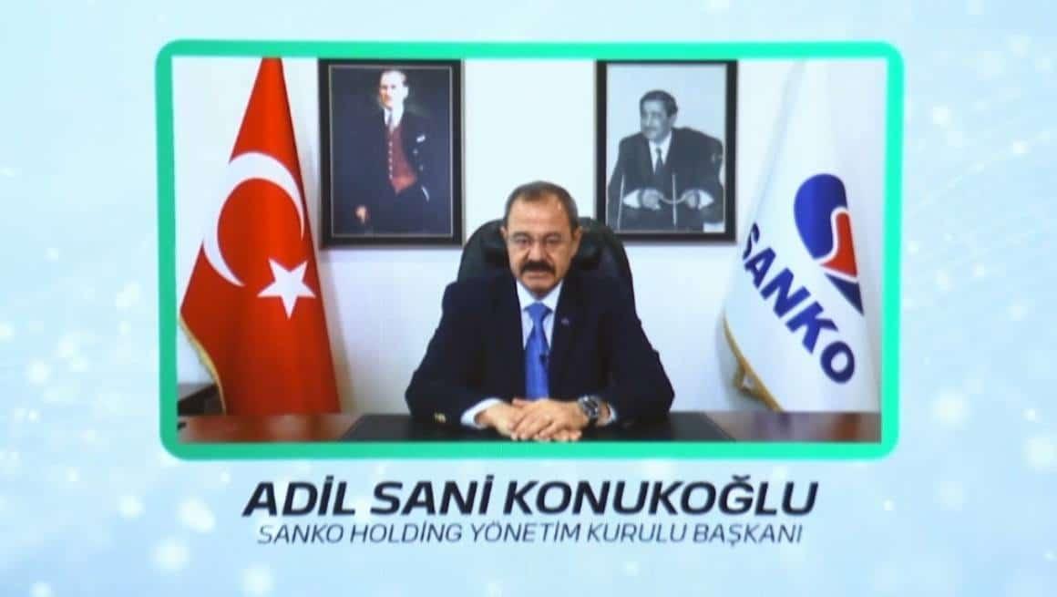 Ekonomist Dergisi Anadolu 500 ödül töreni