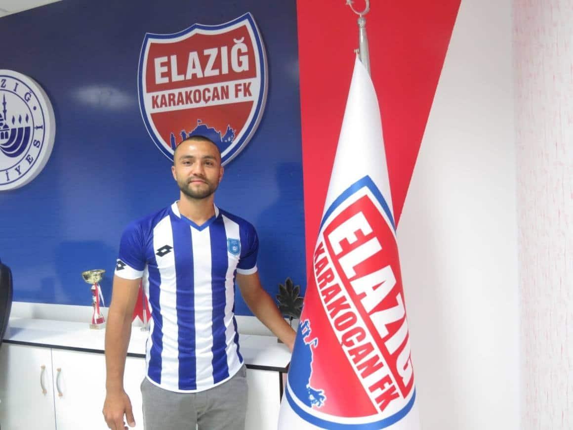 Elazığ Karakoçan FK, ön libero Oğuzhan Kandemir ile anlaştı