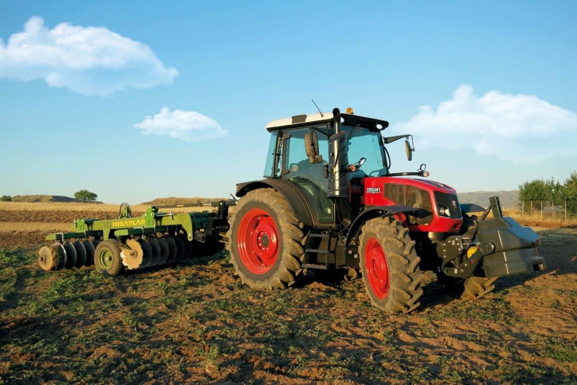 Erkunt Traktör, Hisarlar Makina'nın tarım makineleri aktif varlıklarını satın alacak