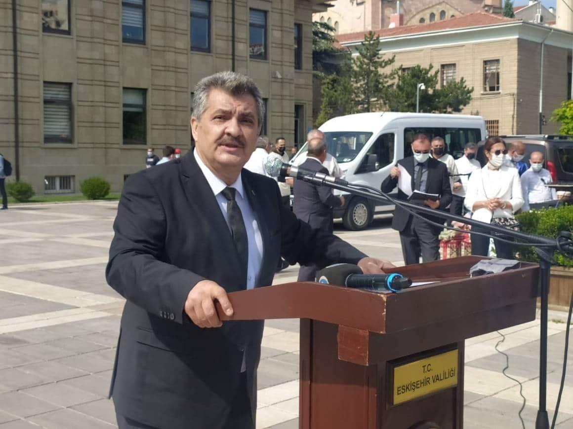 Eskişehir'de Ahilik Haftası kutlamaları devam ediyor
