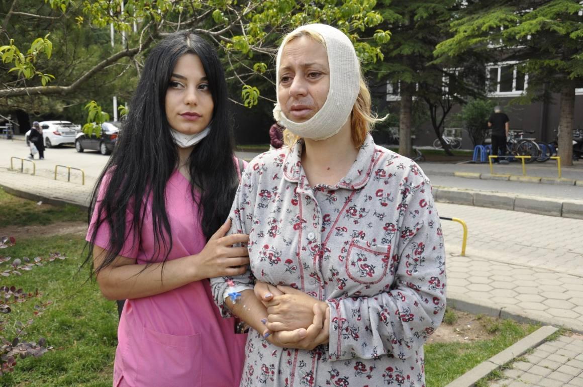 Eskişehir'de darp edildiği iddia edilen kadın ameliyat sonrası yaşadıklarını anlattı