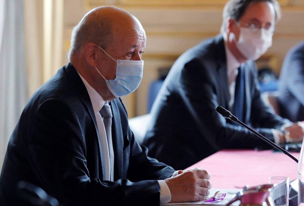 Fransa Dışişleri Bakanı Le Drian: 'İran, nükleer anlaşmayı canlandırmak için nihai karar almalı'