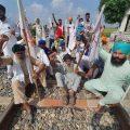 Hindistan'da çiftçiler yeni tarım yasasını protesto etti
