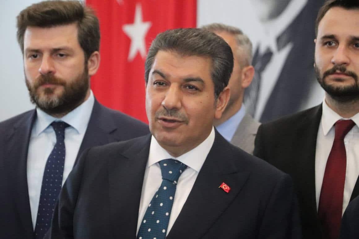 İBB AK Parti Grup Başkanvekili M. Tevfik Göksu'dan su zammı açıklaması