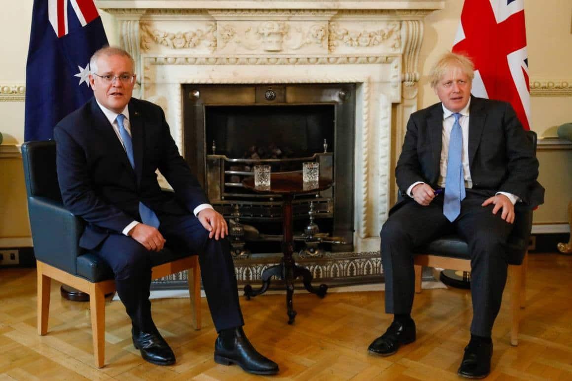 İngiltere ve Avustralya arasındaki ticaret anlaşmasında uzlaşıya varıldı