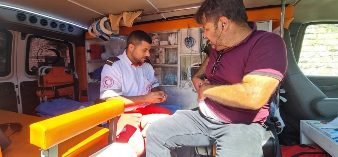 İsrail güçleri, Kudüs'te Filistinlilere ait bir dükkanı yıktı : 13 yaralı