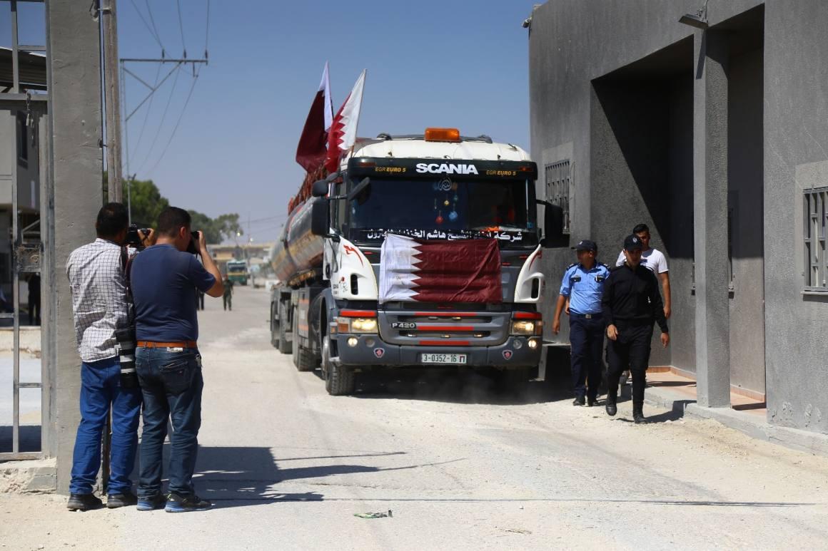 İsrail'den, Katar yakıtının Gazze Şeridi'ne girmesine izin