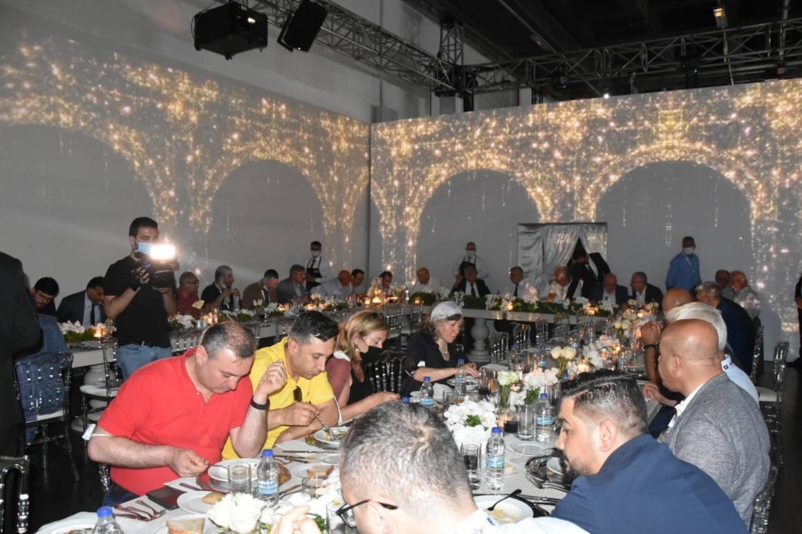İstanbul Kongre Merkezi'nde düzenlenen fuarda Malatya lezzetleri tanıtıldı