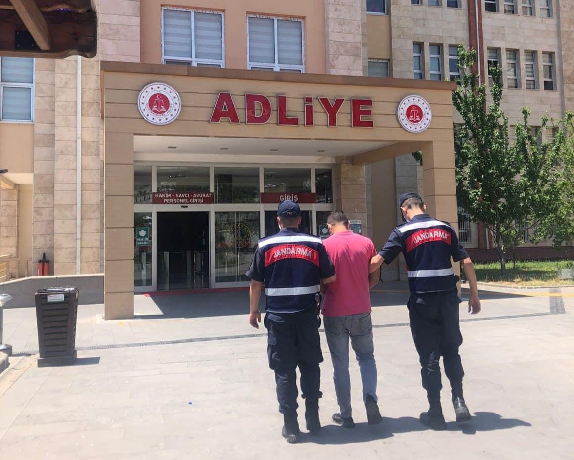 Kahramanmaraş'ta arı kovanı hırsızı tutuklandı