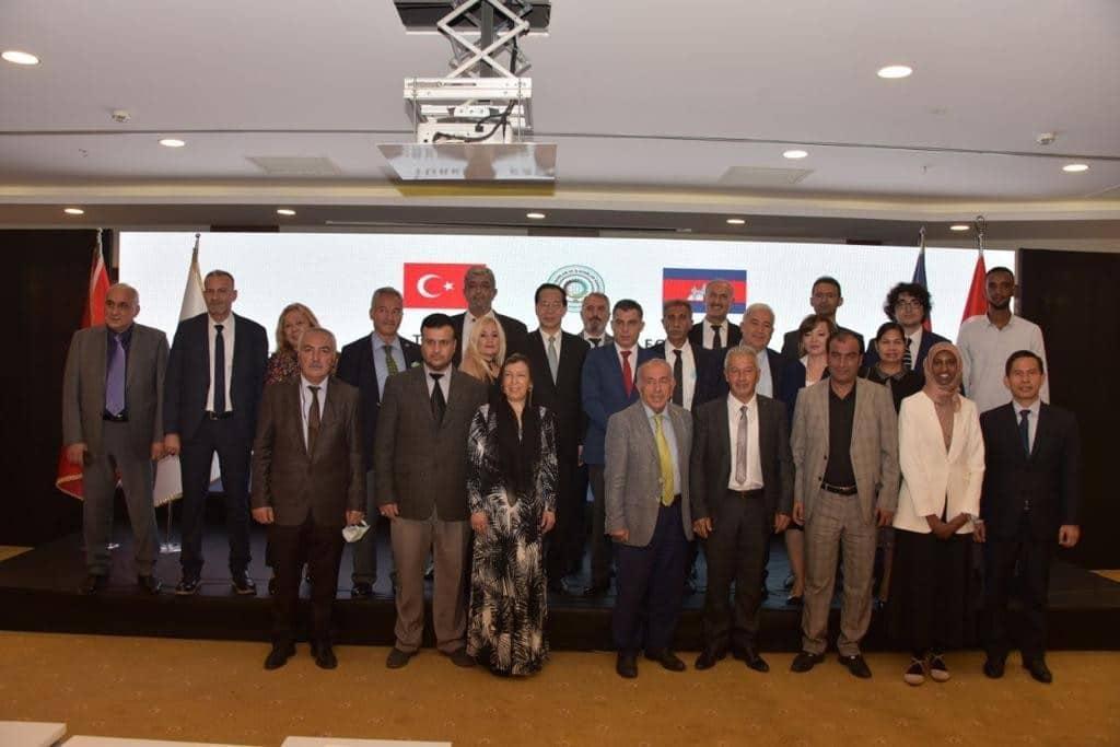 Kamboçya-Türkiye arasında ticaret ağı hızla genişliyor