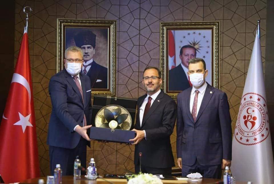 Karacabey, sportif faaliyetlerde parlamaya devam edecek