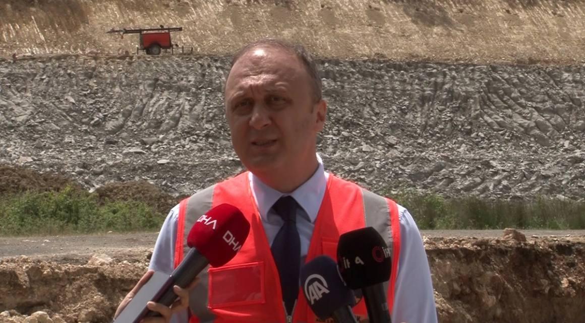Karayolları Bölge Müdürü Turgay Çolak'tan Kanal İstanbul açıklaması