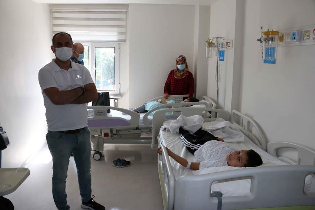 Kartal'da yıl boyu sağlıklı sünnet kampanyası devam ediyor