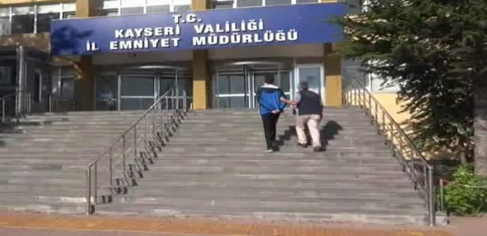 Kayseri merkezli 4 ilde düzenlenen FETÖ operasyonunda 4 tutuklama