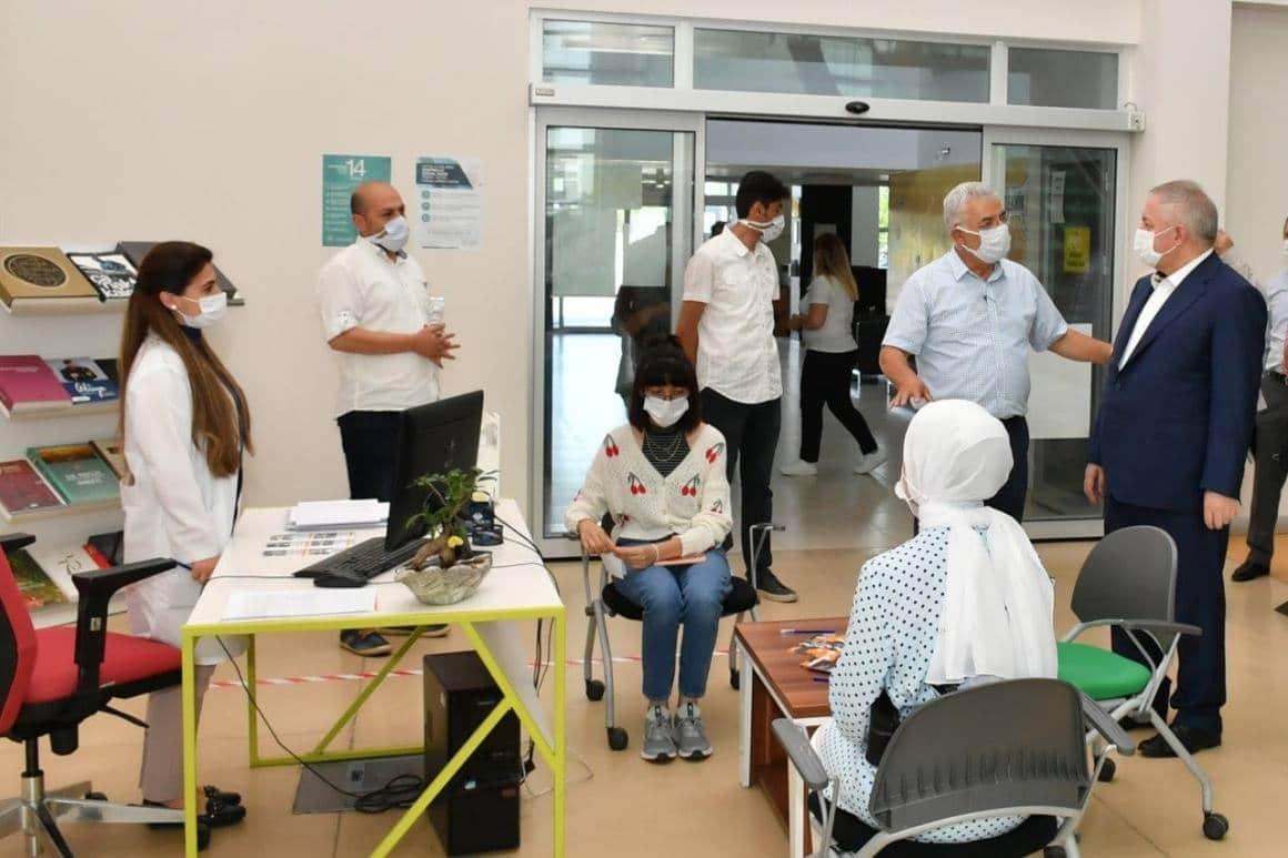 Kayseri'nin ilk ve tek ücretsiz Özel Teknik Koleji'ne kayıtlar başladı