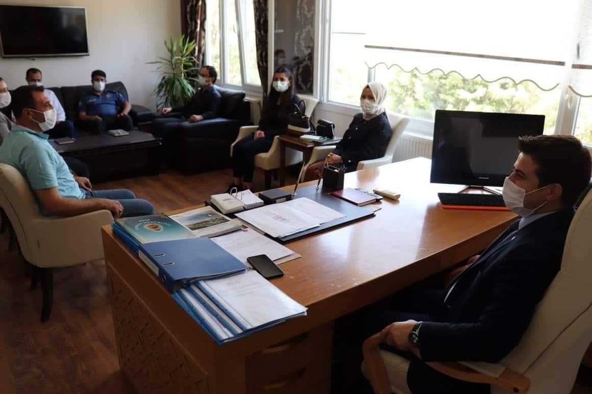Kilis'te bağımlılıkla mücadele toplantısı düzenlendi