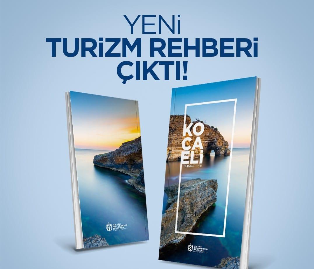 Kocaeli'nin turizm rehberi yenilendi