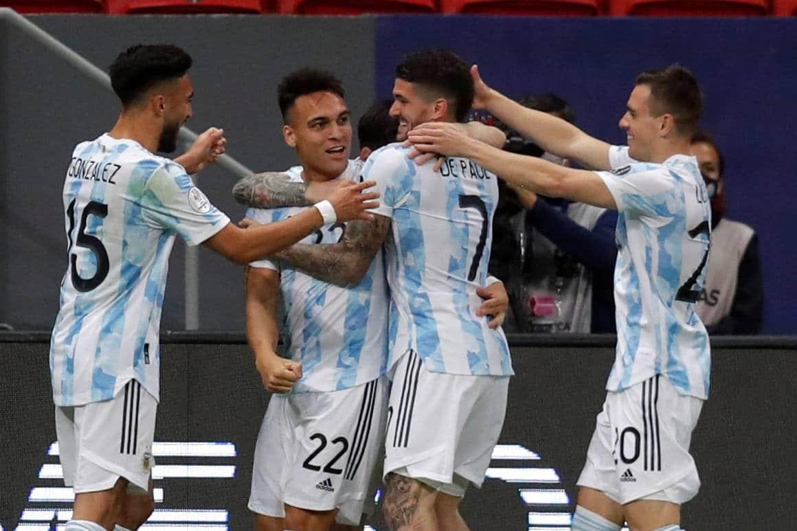 Kupa Amerika'da finalin adı: Brezilya – Arjantin