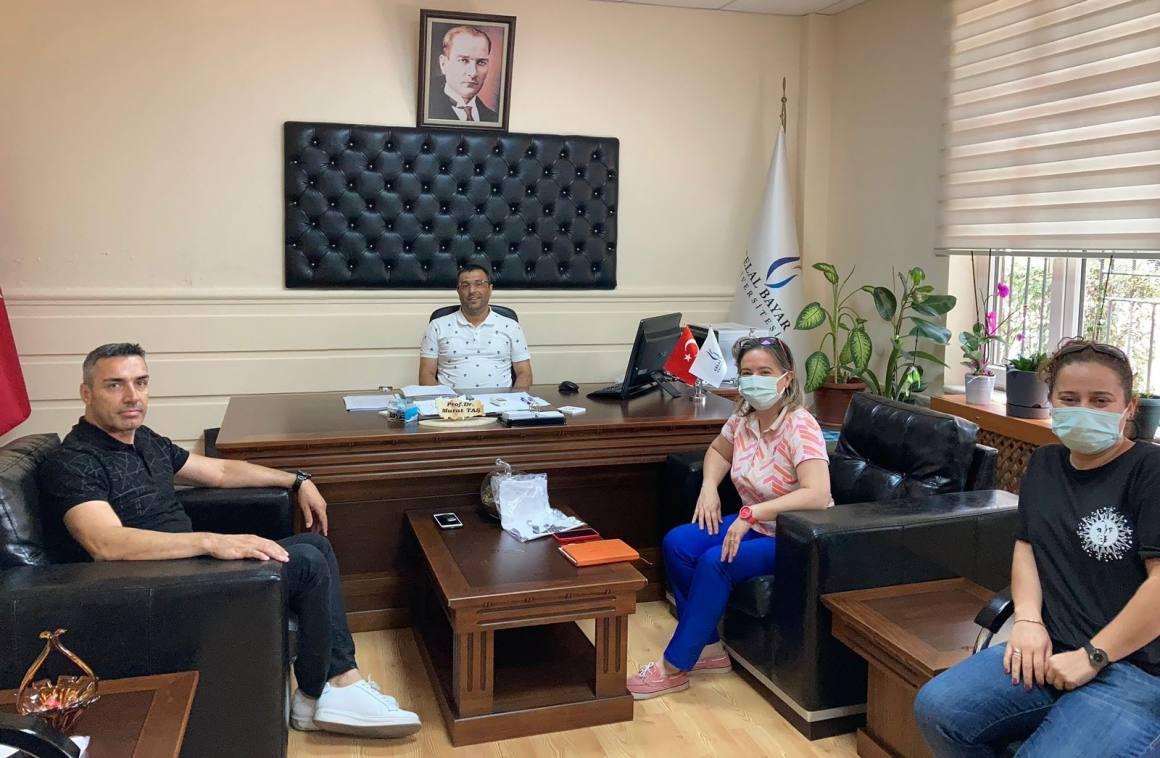 Manisa FK Akademi ile MCBÜ arasında işbirliği