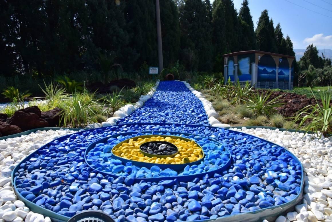 Manisa'da atıl alanlara 'Kaya Bahçesi' çalışması