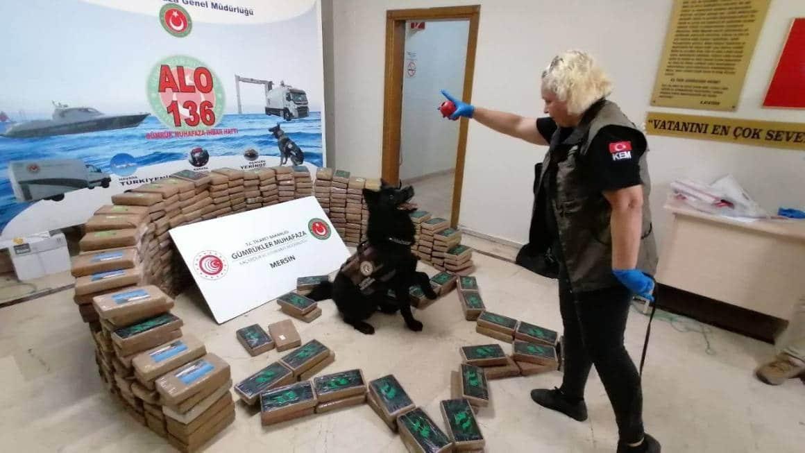 Mersin'deki kokain operasyonuyla ilgili 1 kişi tutuklandı