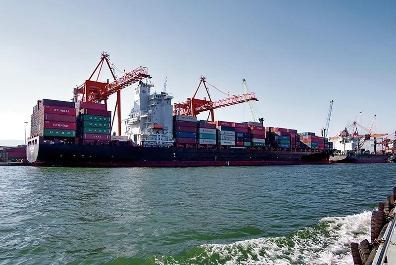 Mersin'in ihracatı mayıs ayında yüzde 21,4 arttı