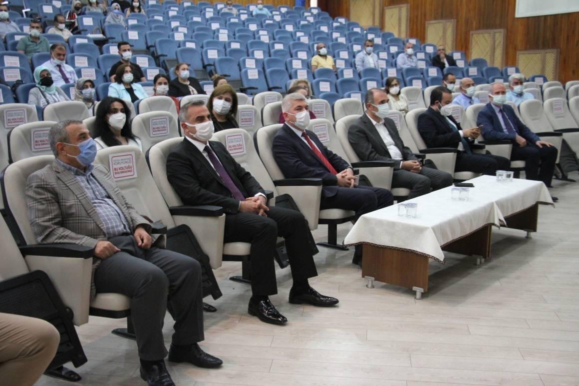 """Millet Kütüphanesi Daire Başkanı Tuğlu: 'Kütüphaneler üniversitelerin kalbidir"""""""