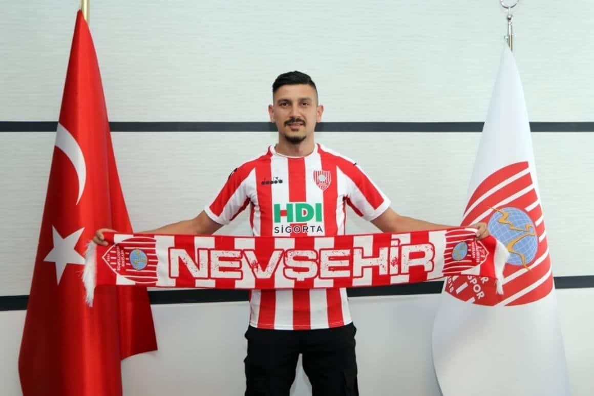 Nevşehir Belediyespor, Aykut Sarıdoğan'ı transfer etti