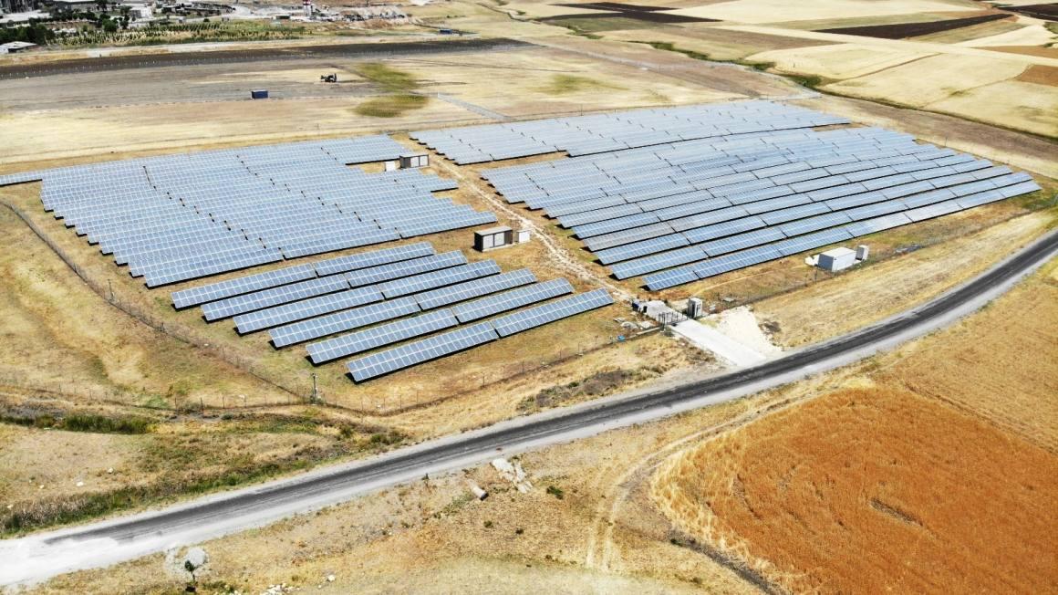 (Özel) Muş'ta güneş enerjisi santralleriyle ülke ekonomisine katkı sağlanıyor