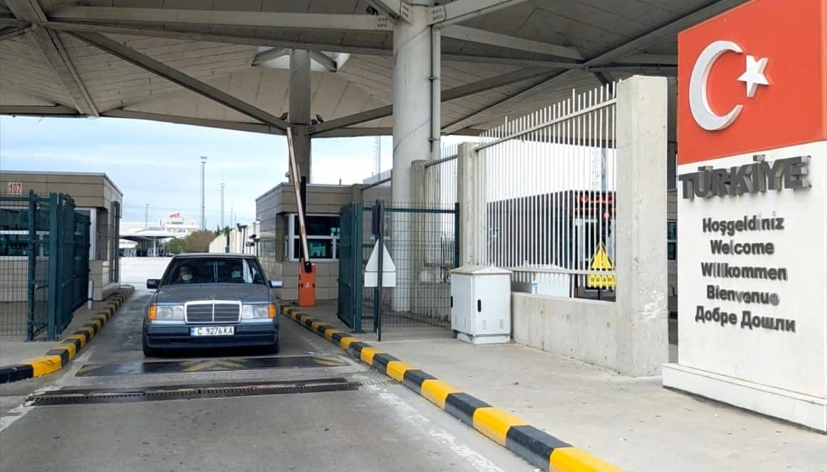 PCR ve karantina kararının ardından Kapıkule Sınır Kapısı'ndan girişler arttı